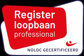 Regiser loopbaan professional NEW